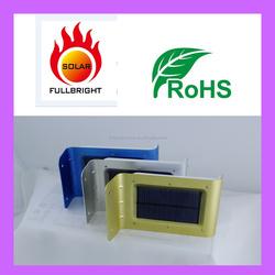 Solar panel motion sensor16 LED light with garden/ street/ family