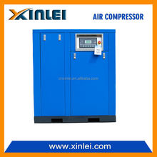 air cooling industrial screw air compressor 100HP 75KW JYAM100A-J4