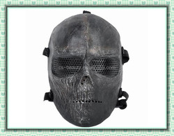 Tactical Hunting Mask Paintball Full Face Wargame Mask
