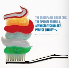 toothpaste cmc powder