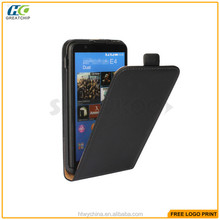High Quality Hot Selling 100% Perfect Fit Ultra Thin Leather Flip Case for Sony E4