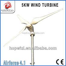 Renewable energy residential wind power 5KW