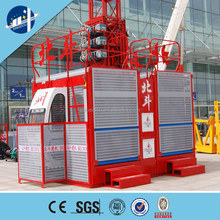 safety and stability material/passenger construction building lifting equipment with has good reputation in India