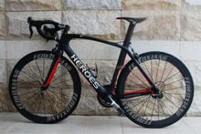 Cheap chinese Complete carbon bike 2014 complete carbon bikes, full carbon fiber bicycles, road racing bike