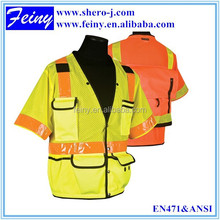 promotion class 3 mesh safety reflective vest with en 471