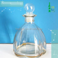 100ml unique flower shaped spa mist diffuser bottle