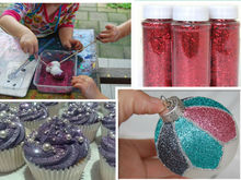 DIY Fashion glitter powder non-toxic eco-friendly for Christmas ornament,Arts&crafts