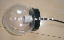 waterproof plastic lamp sphere