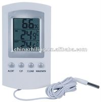 SH-164 in/outdoor digital thermometer and hygrometer