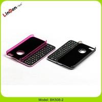 Mini Bluetooth Sliding Keyboard Case For iPhone 5 BK508-2