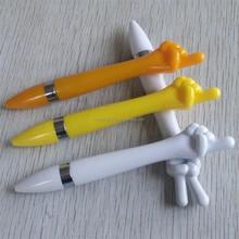 novely finger ball pen