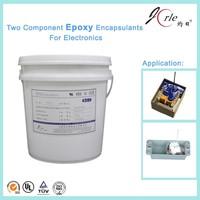 Best quality epoxy resin RTV potting adhesive ab glue