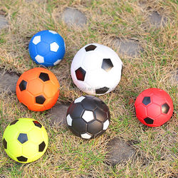 air bouncing ball ,soft bouncing ball orange ball dog toy