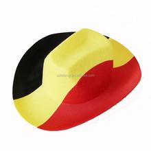 German Men Lady Jazz Neon Panama Fedora Trilby Cowboy Cap hat wholesale QHAT-2321