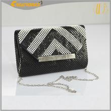 2015 high quality new design zebra print ladies handbags