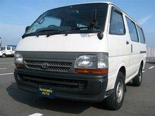 CODE: NA1123 Toyota Hiace KG-LH162V Used Japanese Cars