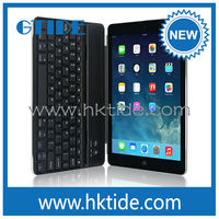 Gtide KB658 bluetooth keyboard case for ipad 5 2014 new design keyboard