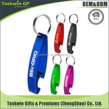 custom metal bulk bottle opener keyring