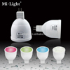 Shenzhen Manufacturer aluminum housing smartphone ipad controlled dimmable 4w milight wifi control led smart light bulb