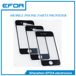 New product promotion lcd screen for phone for iphone 4s glass front touch screen