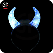2015 Most Popular LED Glowing Hair Noodle For Christmas