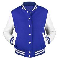 New winter season professional custom baseball varsity jacket