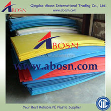High impact &wear resistant uhmwpe hdpe boards, plastic HDPE/UHMWPE, Price of uhmwpe sheet with great quality