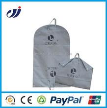non woven garment packaging bag for men suit