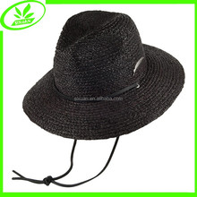 Wide brim women cap floppy popular wool felt hat
