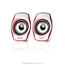 New Model !!! portable mini speakers 2.0 system