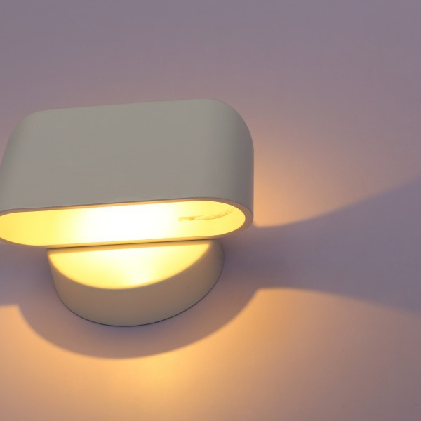 Ce Ul Led Lampshade Wall Light & Bedside Led Reading Light & Ip20 Led Recessed Wall Light - Buy ...