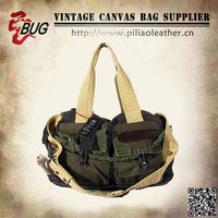 2014 Popular Canvas Toiletry bag