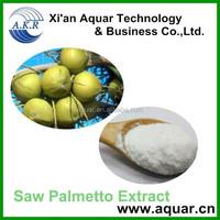 Saw palmetto (Serenoa repens)/saw palmetto extract 20 1
