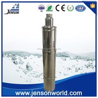 Jenson best price stainless steel submersible Screw pump