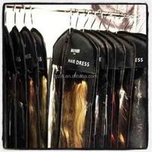 virgin hair brazilian hair extension bag
