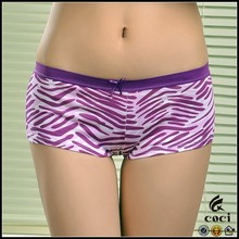 CCU030 cheap boxer shorts ladies boxer panties
