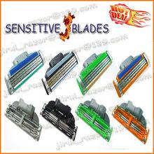 M3 Razor Blades, Sensor Blades, Match to Gillette MACH 3 Shaving Razor Blades
