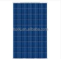 high quality 200w framed poly solar panel
