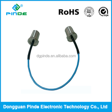 Rf Male Plug coaxial cable rg11 Connectors by Cable Assembly
