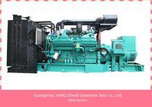 moscow 22kva generator set 250KVA at 50Hz 400V