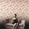 2015 new designs high quality beatiful pvc interior wallpaper