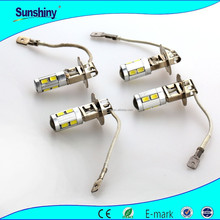 Hotsale Superbright 10-30V H3 Led Auto Light Auto Led Car Led Bulb H3 For Auto