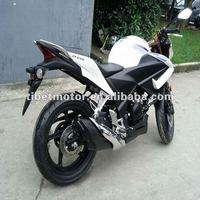 Motorcycle fast and high quality fashion style 150cc/200cc/250cc Chongqing racing motorcycle (ZF250)