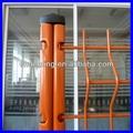 La columna de melocotón Valla de alambre Hecho en China