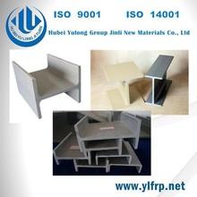 Surface lisse en fiber de verre composite faisceau FRP faisceau i