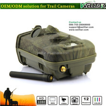 No-glow Model 940nm GPRS Hunting Camera Ltl-6210MG with 32GB SD Card and External Antenna