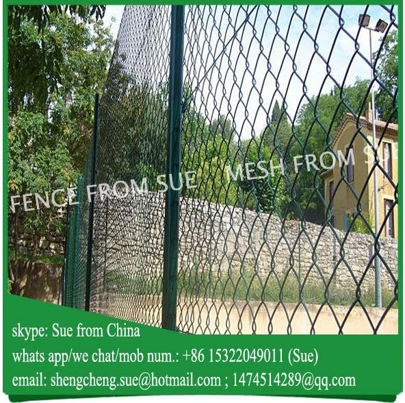 farm fence chain link mesh fence