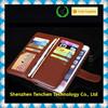 leather card holder,mobile phone wallet case card holder,cell phone wallet