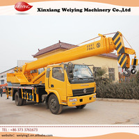 New condition truck crane feature truck mounted cargo crane
