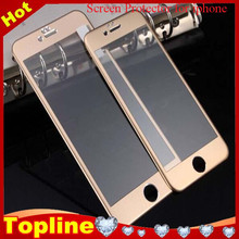 mobile accessories distributors transparent film for smartphone anti explosive alloy mobile phone screen protector for iphone 6